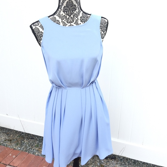 special sales exquisite design search for latest Topshop Size 2 Blue Shift Dress